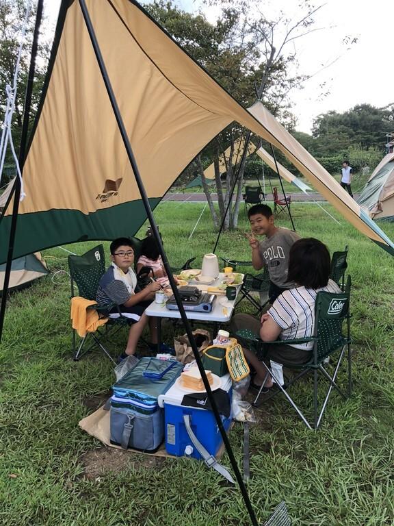 鈴鹿サーキット ファミリーキャンプ の写真p10211