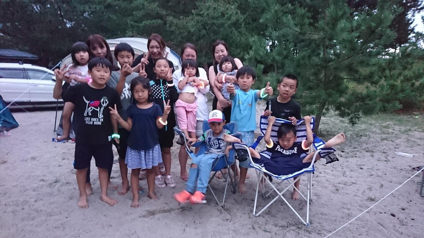 吹上浜キャンプ場 の写真p10379