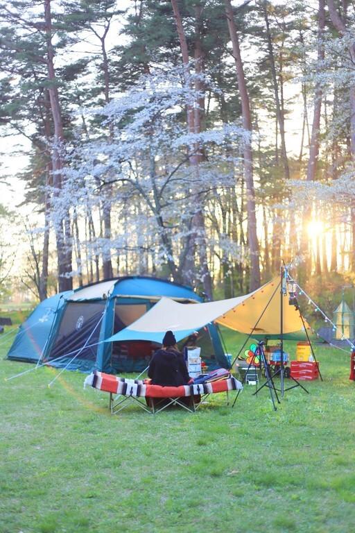 北上総合運動公園キャンプ場 の写真p1112