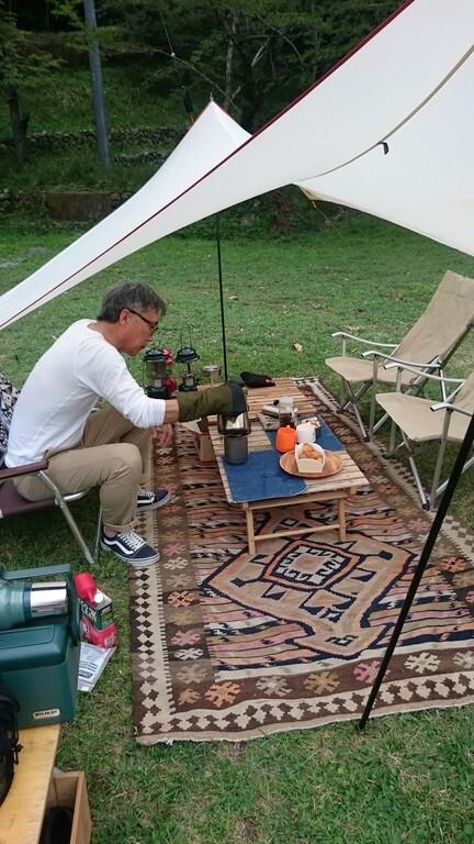 月川荘キャンプ場 の写真p6877