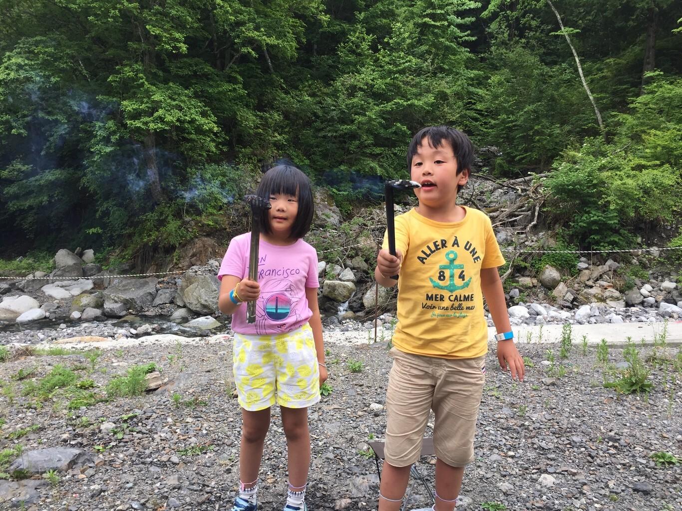 小黒川渓谷キャンプ場 の写真p7736