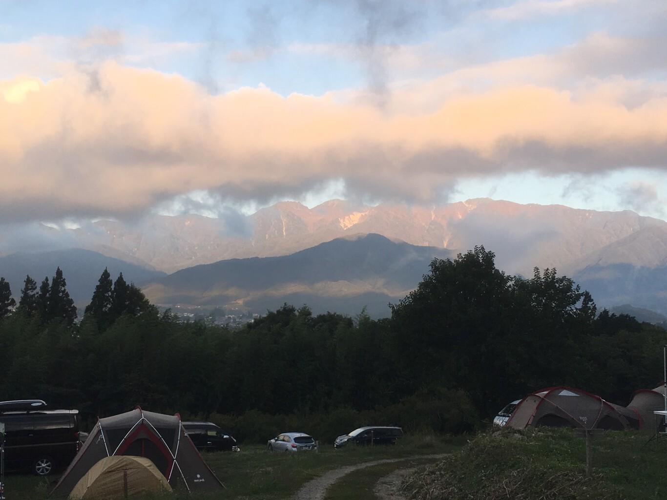 いなかの風キャンプ場 の写真p8034