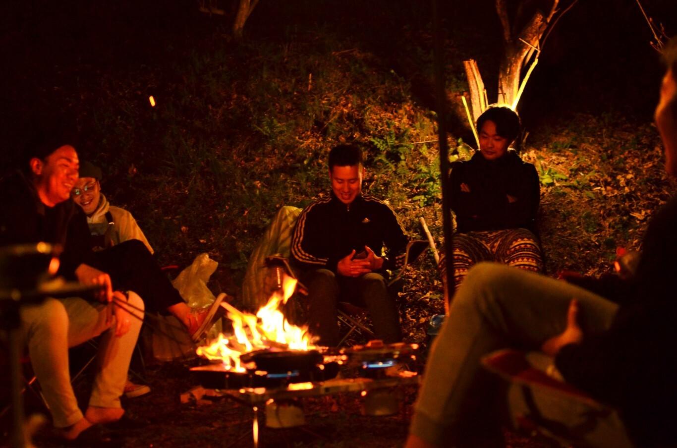 わらび平森林公園キャンプ場 の写真p8241