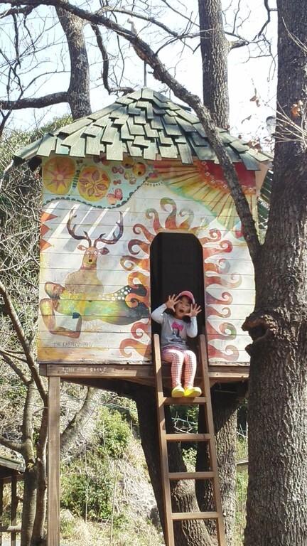 バルンバルンの森(洞門キャンプ場) の写真p8325