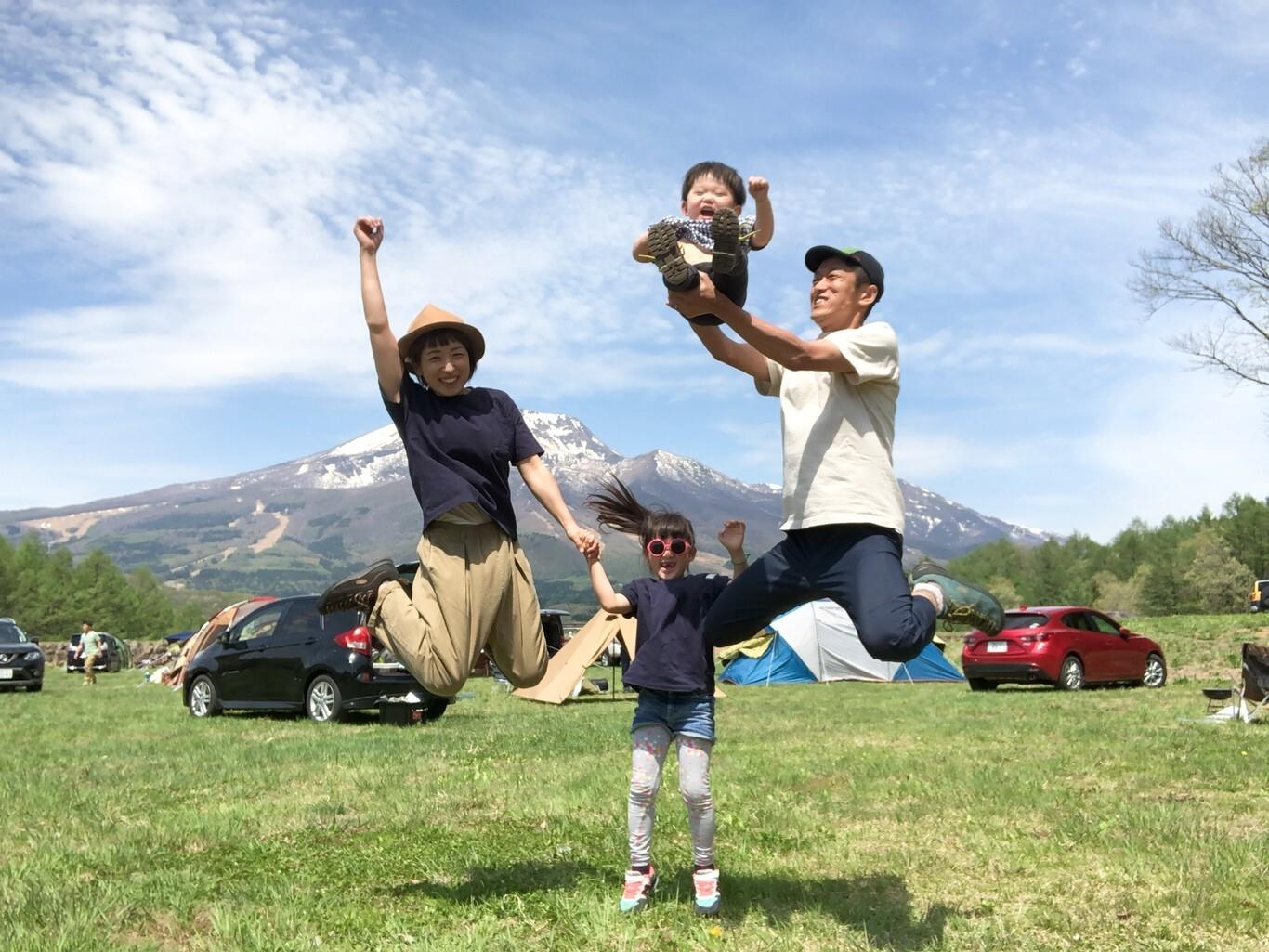 長野県信濃町 やすらぎの森オートキャンプ場 の写真p8488