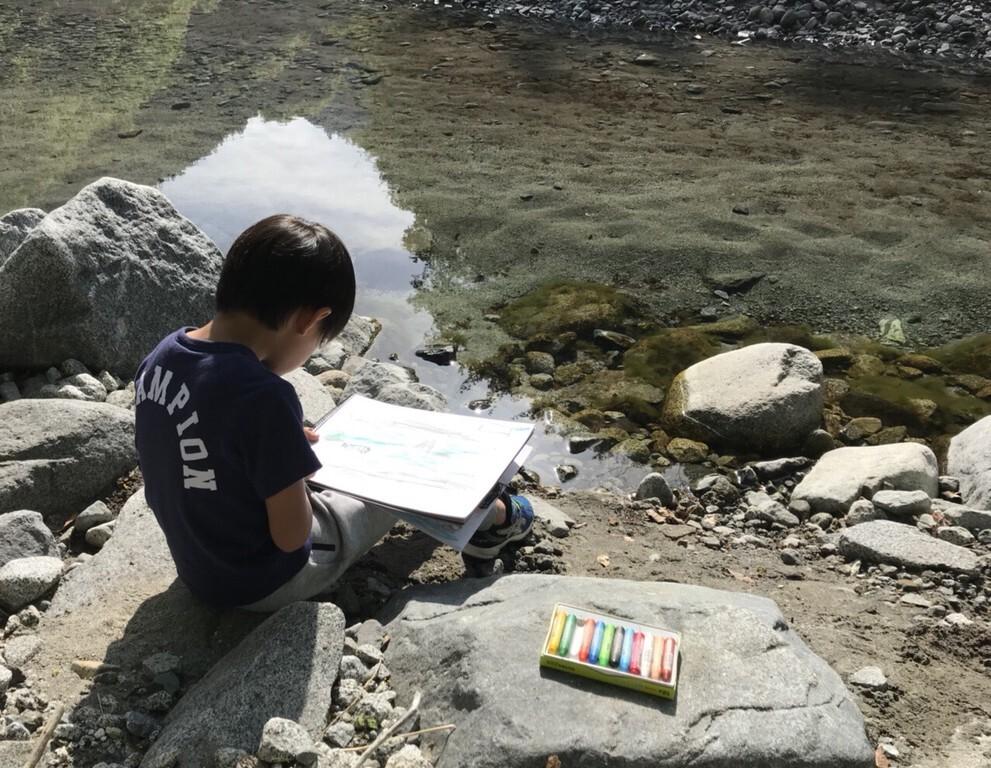 西丹沢 大滝キャンプ場 の写真p8644