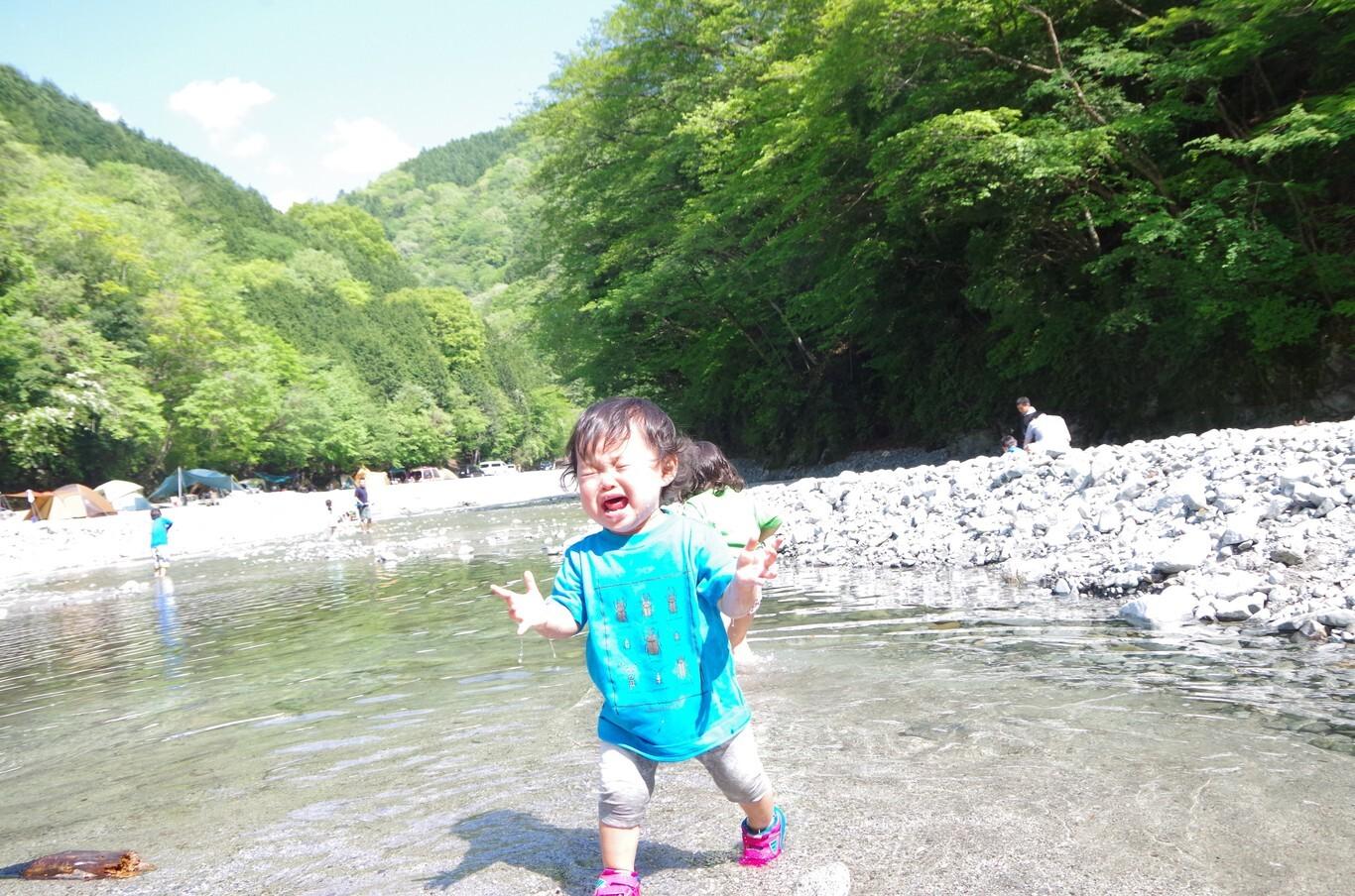 西丹沢 大滝キャンプ場 の写真p8683