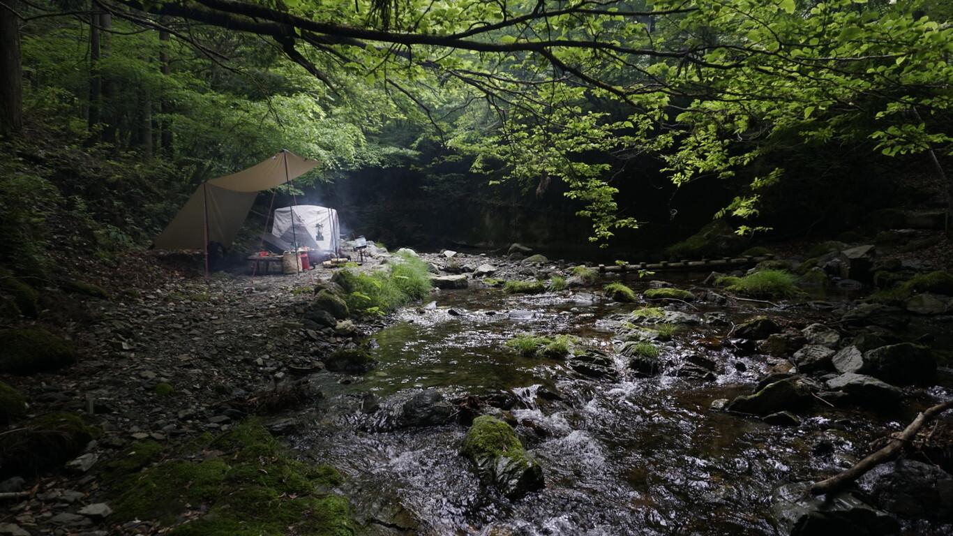 大鳩園キャンプ場 の写真p8832