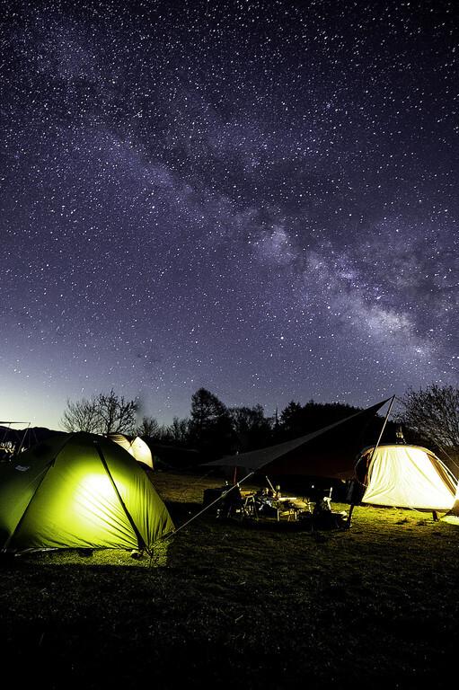 陣馬形キャンプ場 の写真p9082