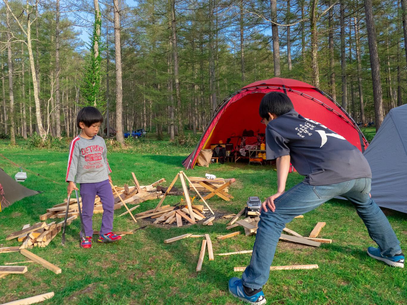 戸隠イースタンキャンプ場 の写真p9341