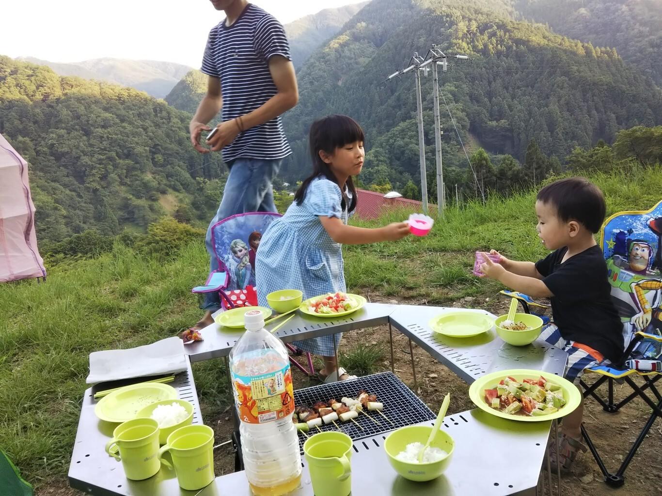 天滝公園キャンプ場 の写真p9367