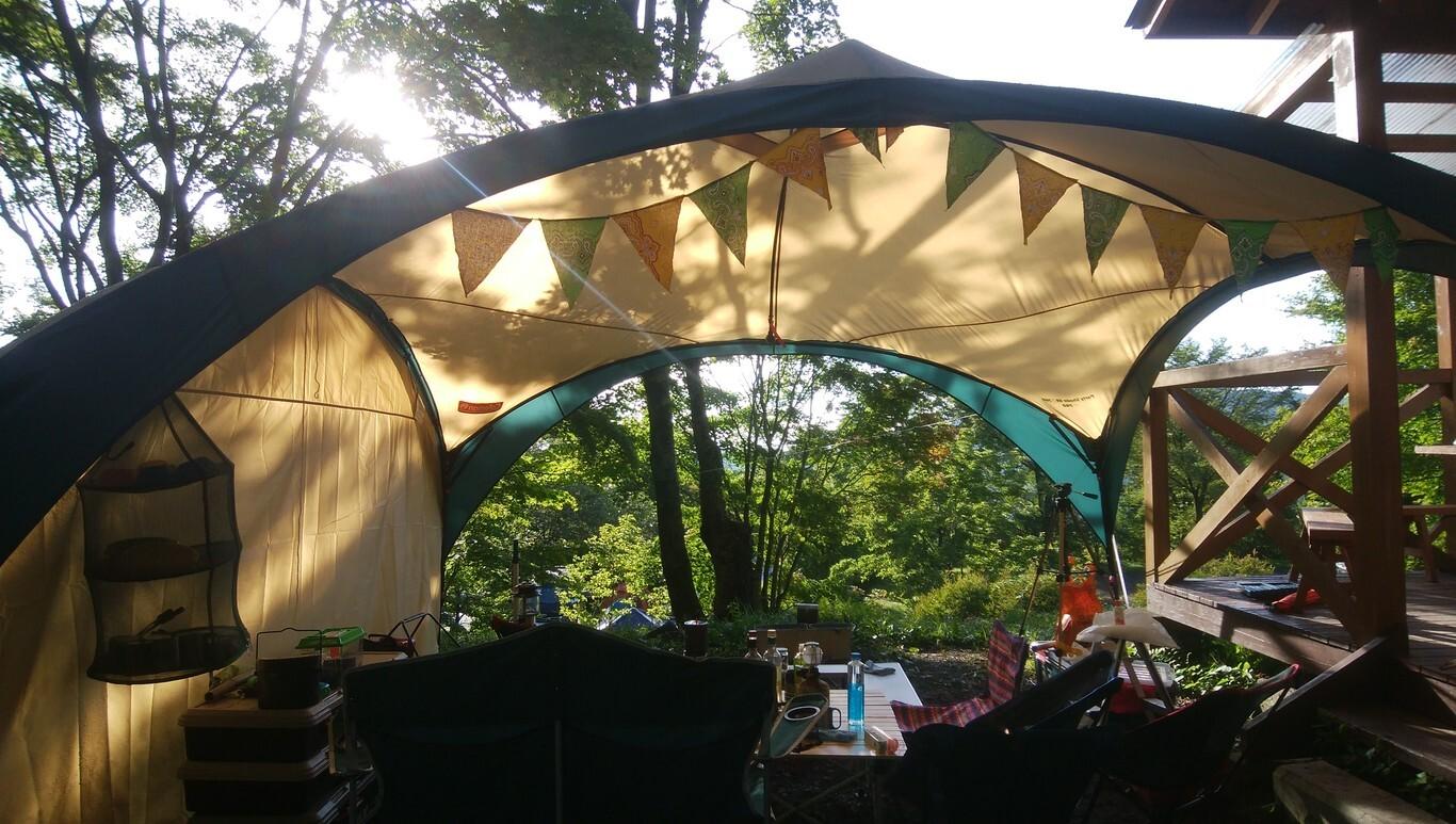 わらび平森林公園キャンプ場 の写真p9499